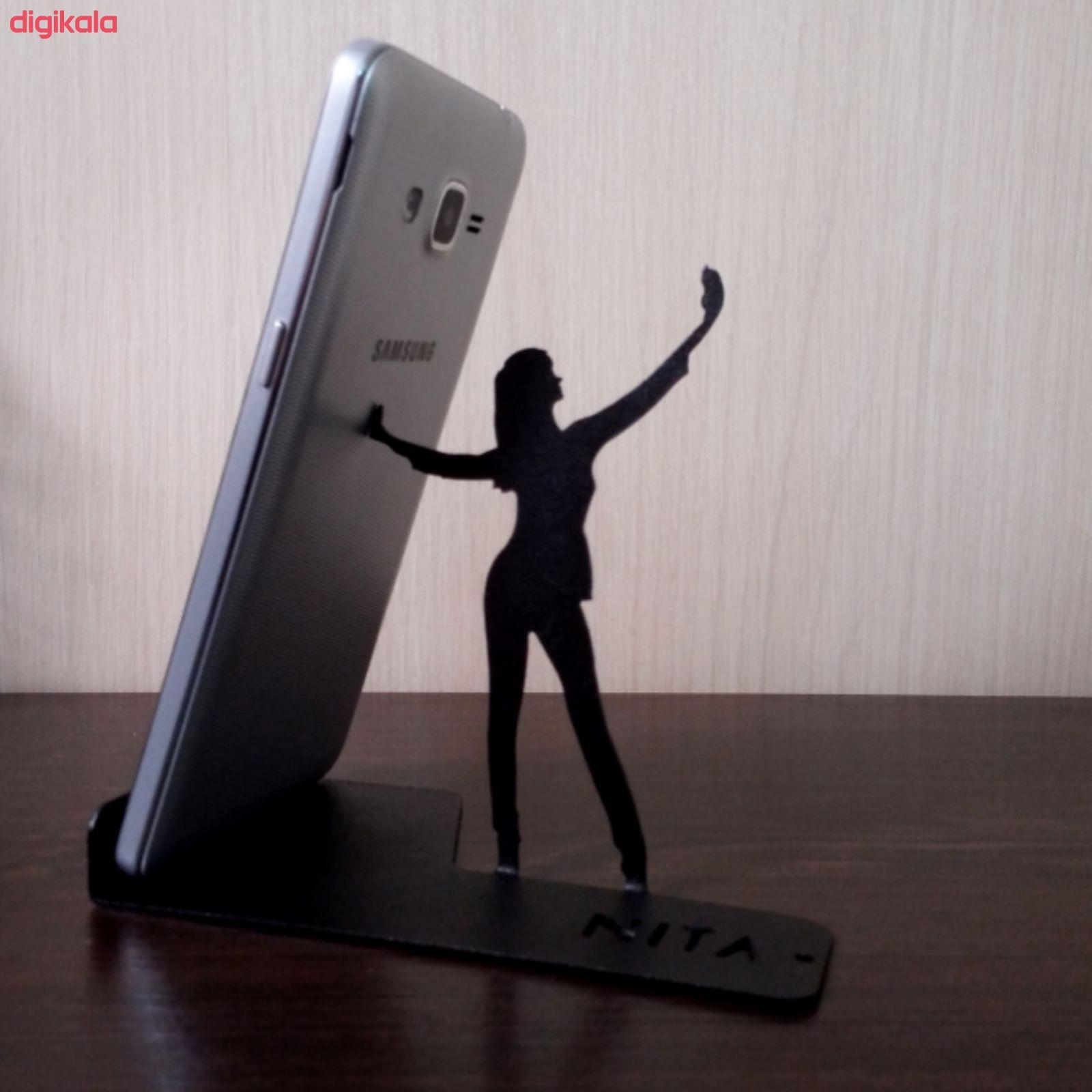 پایه نگهدارنده گوشی موبایل نیتا کد 206-1 main 1 2