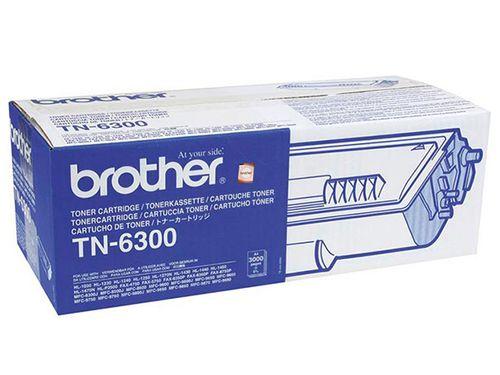 تونر مشکی برادر مدل TN-6300