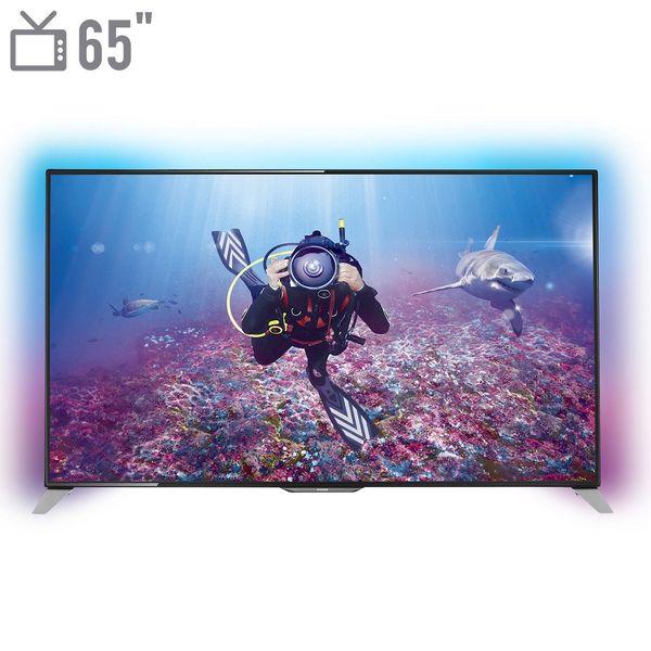 تلویزیون ال ای دی هوشمند فیلیپس مدل 65PUT8609 سایز 65 اینچ