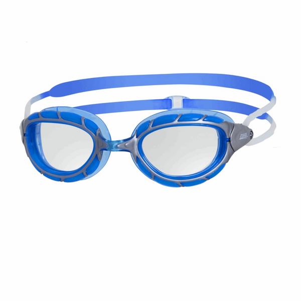 عینک شنای زاگز مدل Predator Smoke