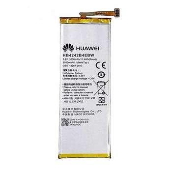 باتری موبایل مدل HB4242B4EBW ظرفیت 3000 میلی آمپر ساعت مناسب برای گوشی موبایل آنر 6