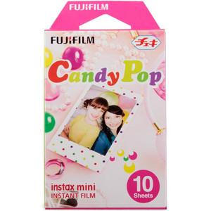 فیلم مخصوص دوربین فوجی فیلم اینستکس مینی مدل Candy Pop