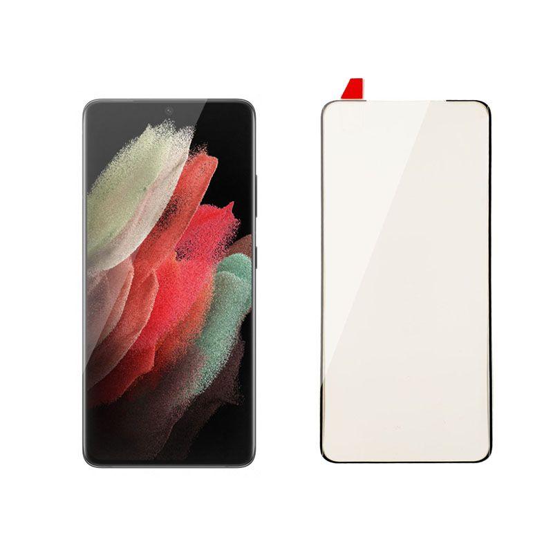 محافظ صفحه نمایش مدل RDLBL 01me مناسب برای گوشی موبایل سامسونگ Galaxy S21 Ultra