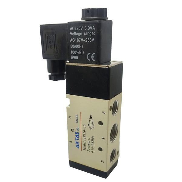 شیر برقی ایرتک مدل 4v310-10-3/8-220v