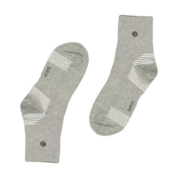 جوراب ورزشی مردانه بی فور ران مدل 211212-93
