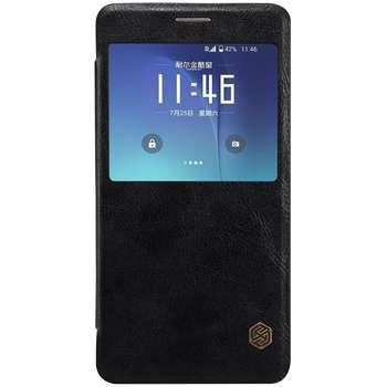 کیف کلاسوری چرمی نیلکین مدل Qin مناسب برای گوشی موبایل سامسونگ Galaxy Note 5 N920