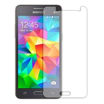 محافظ صفحه نمایش شیشه ای مدل Tempered مناسب برای گوشی موبایل سامسونگ Galaxy Grand Prime