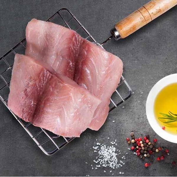 ماهی مقوا سلیمانی اسلایسی - 2000 گرم
