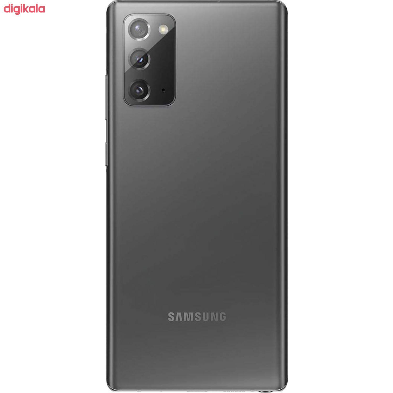 گوشی موبایل سامسونگ مدل Galaxy Note20 SM-N980F/DS دو سیم کارت ظرفیت 256 گیگابایت main 1 5