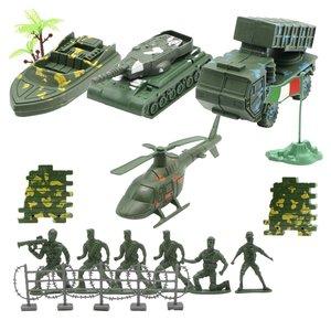 ست اسباب بازی جنگی مدل Military Force