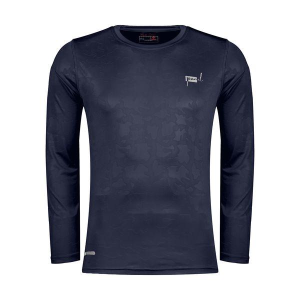 تی شرت ورزشی مردانه پانیل مدل 106NA