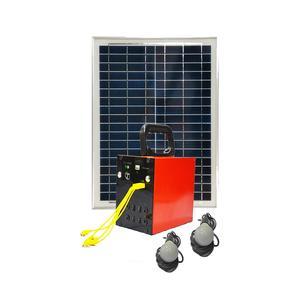 سیستم روشنایی خورشیدی تی جی مدل TG-2007