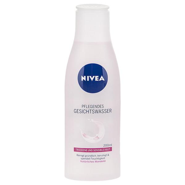 تونر پاک کننده ملایم نیوآ مدل Soothing Cleansing Tonerمخصوص پوست خشک و حساس حجم 200 میلی لیتر