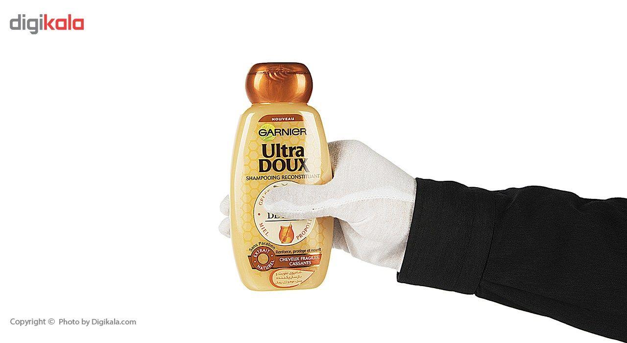 پک شامپو و نرم کننده گارنیه سری Ultra Doux مدل Honey حجم 250 ملی لیتر main 1 6