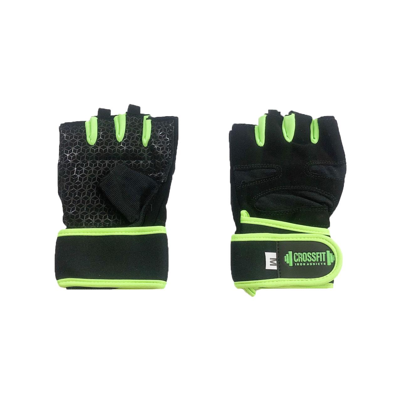 دستکش بدنسازی مدل CR11
