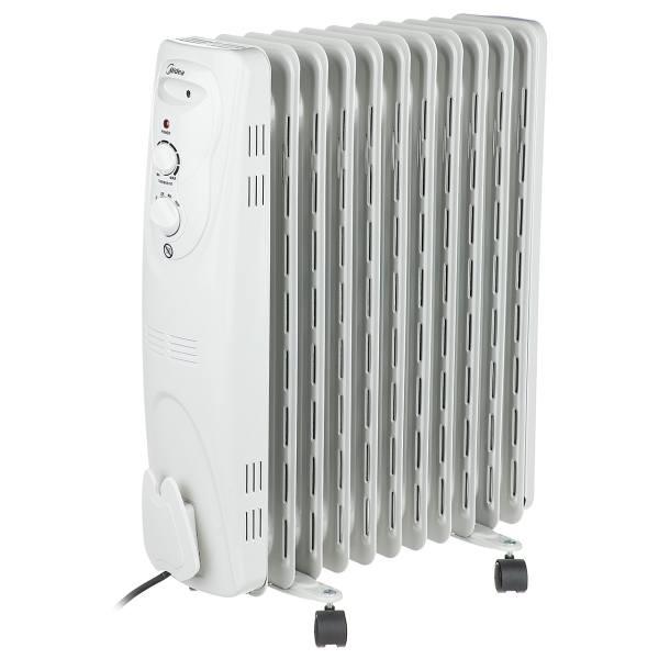 شوفاژ برقی مایدیا مدل NY23EC-11L | Midea NY23EC-11L Radiator