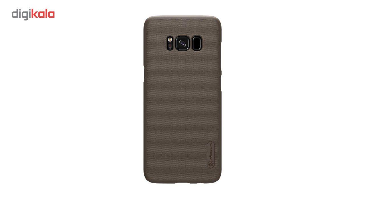 کاور نیلکین مدل Super Frosted Shield مناسب برای گوشی موبایل سامسونگ Galaxy S8 main 1 1