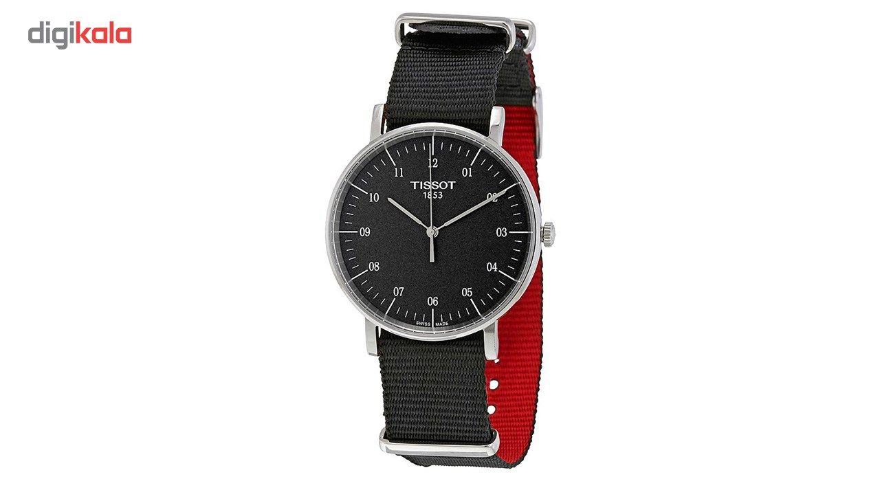 ساعت مچی عقربه ای مردانه تیسوت مدل T109.410.17.077.00 -  - 2