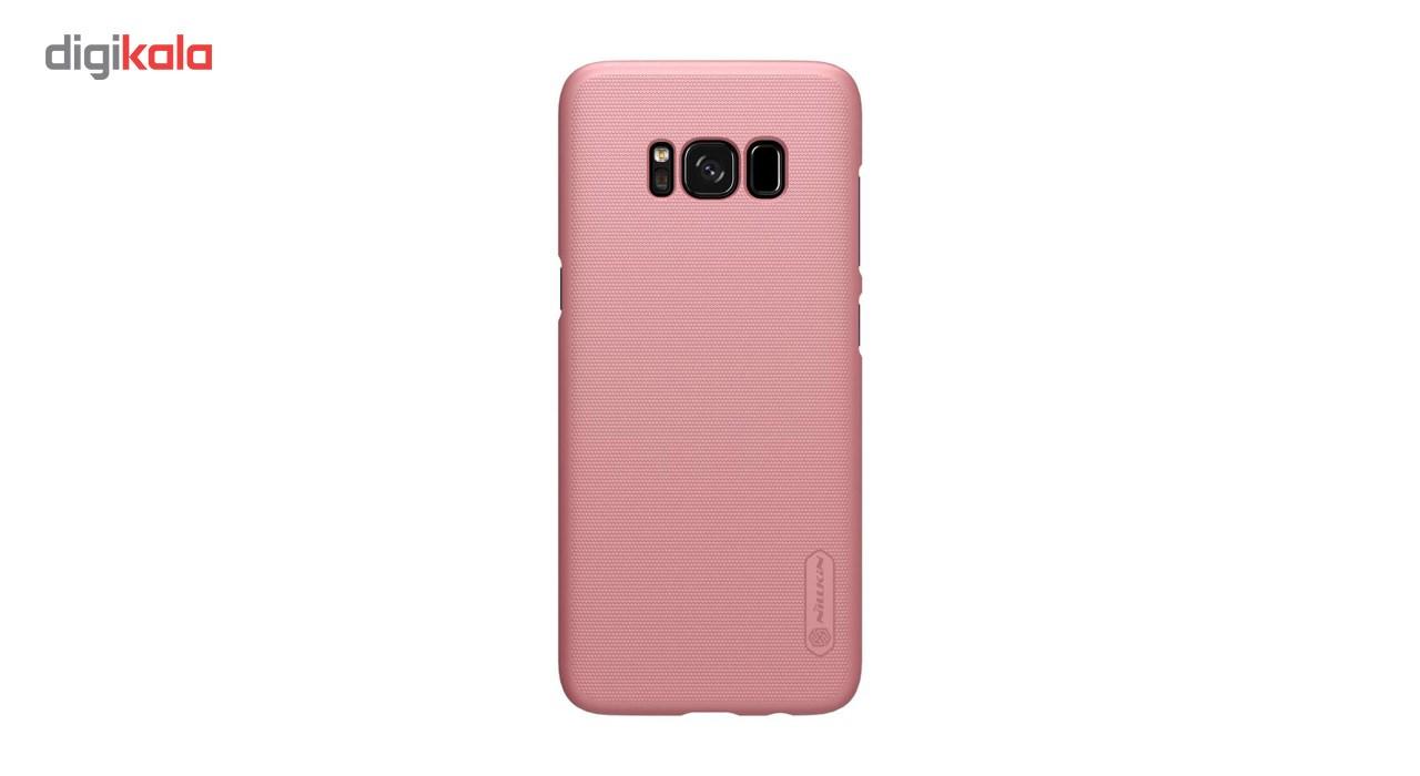 کاور نیلکین مدل Super Frosted Shield مناسب برای گوشی موبایل سامسونگ Galaxy S8 main 1 4