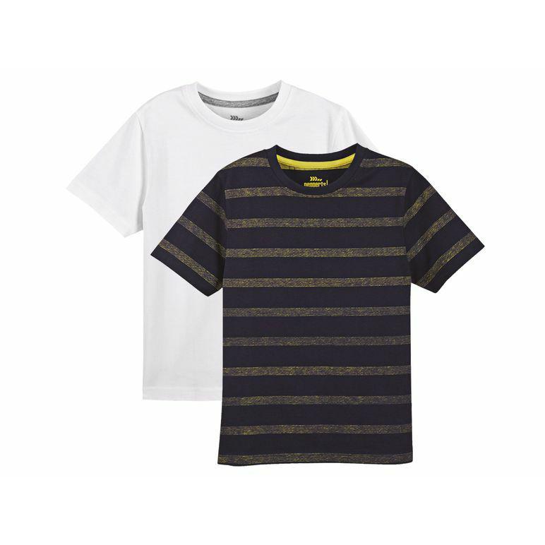 تی شرت پسرانه پیپرتس مدل 7040 مجموعه 2 عددی