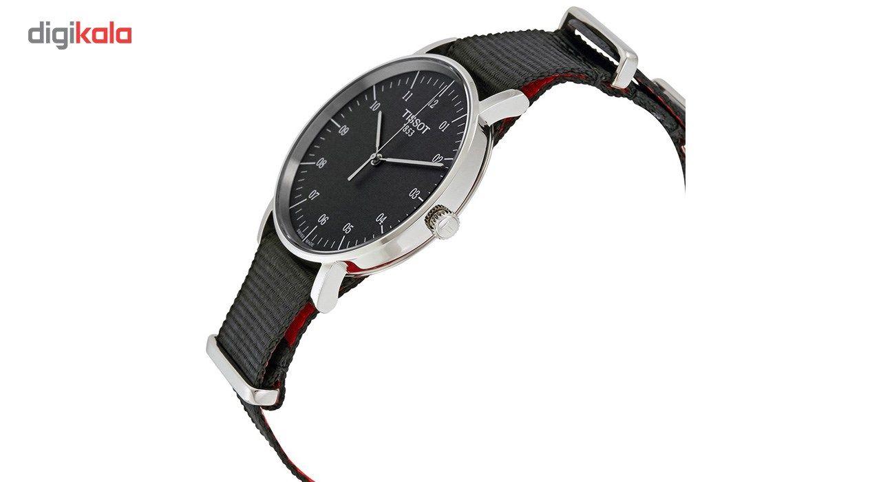 ساعت مچی عقربه ای مردانه تیسوت مدل T109.410.17.077.00 -  - 8