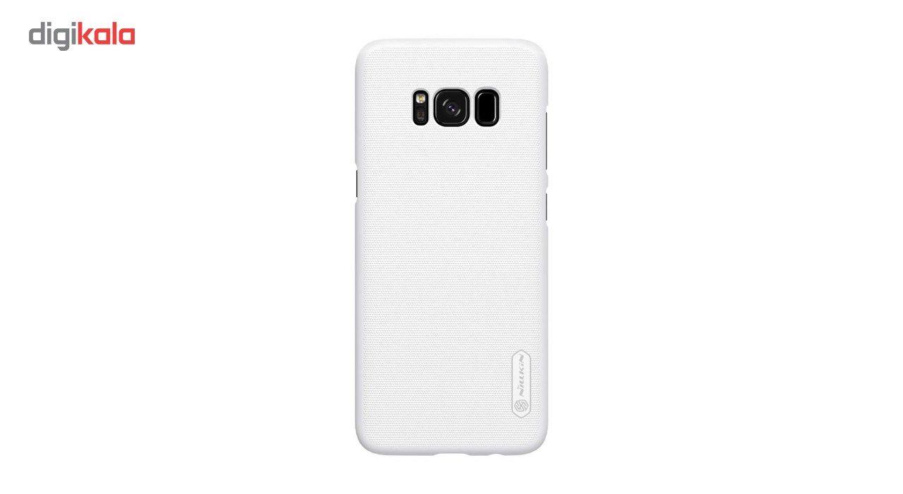 کاور نیلکین مدل Super Frosted Shield مناسب برای گوشی موبایل سامسونگ Galaxy S8 main 1 7