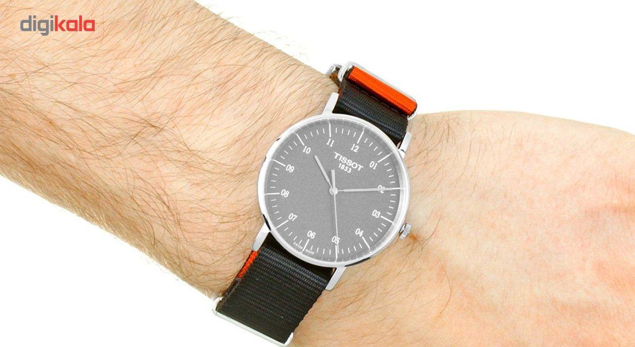 ساعت مچی عقربه ای مردانه تیسوت مدل T109.410.17.077.00 -  - 6