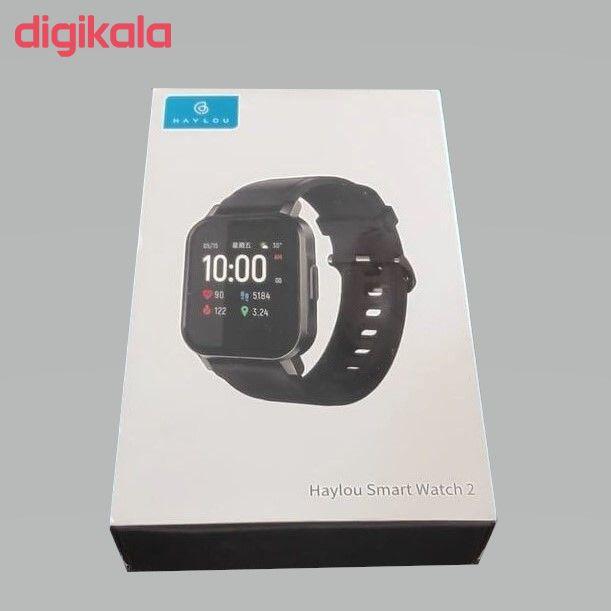 ساعت هوشمند هایلو مدل LS02 Global Version main 1 15