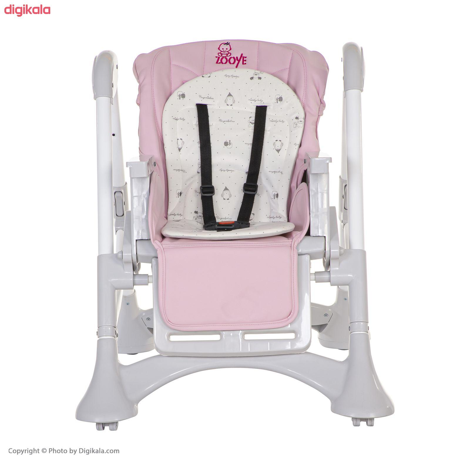 صندلی غذاخوری کودک زویی مدل Z110-2 main 1 5