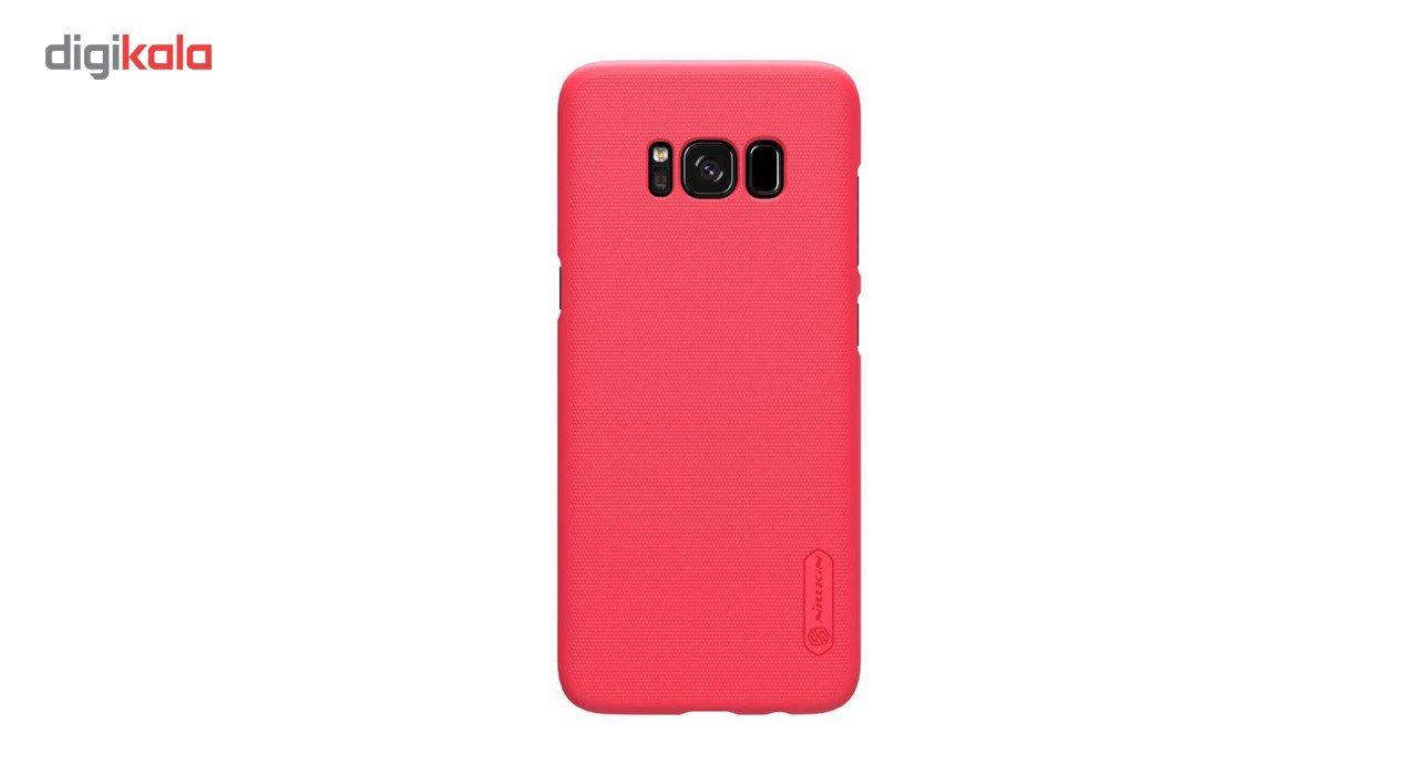 کاور نیلکین مدل Super Frosted Shield مناسب برای گوشی موبایل سامسونگ Galaxy S8 main 1 10