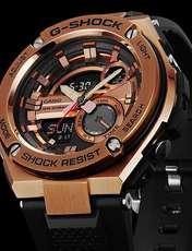 ساعت مچی عقربه ای مردانه کاسیو مدل GST-210B-4A -  - 2