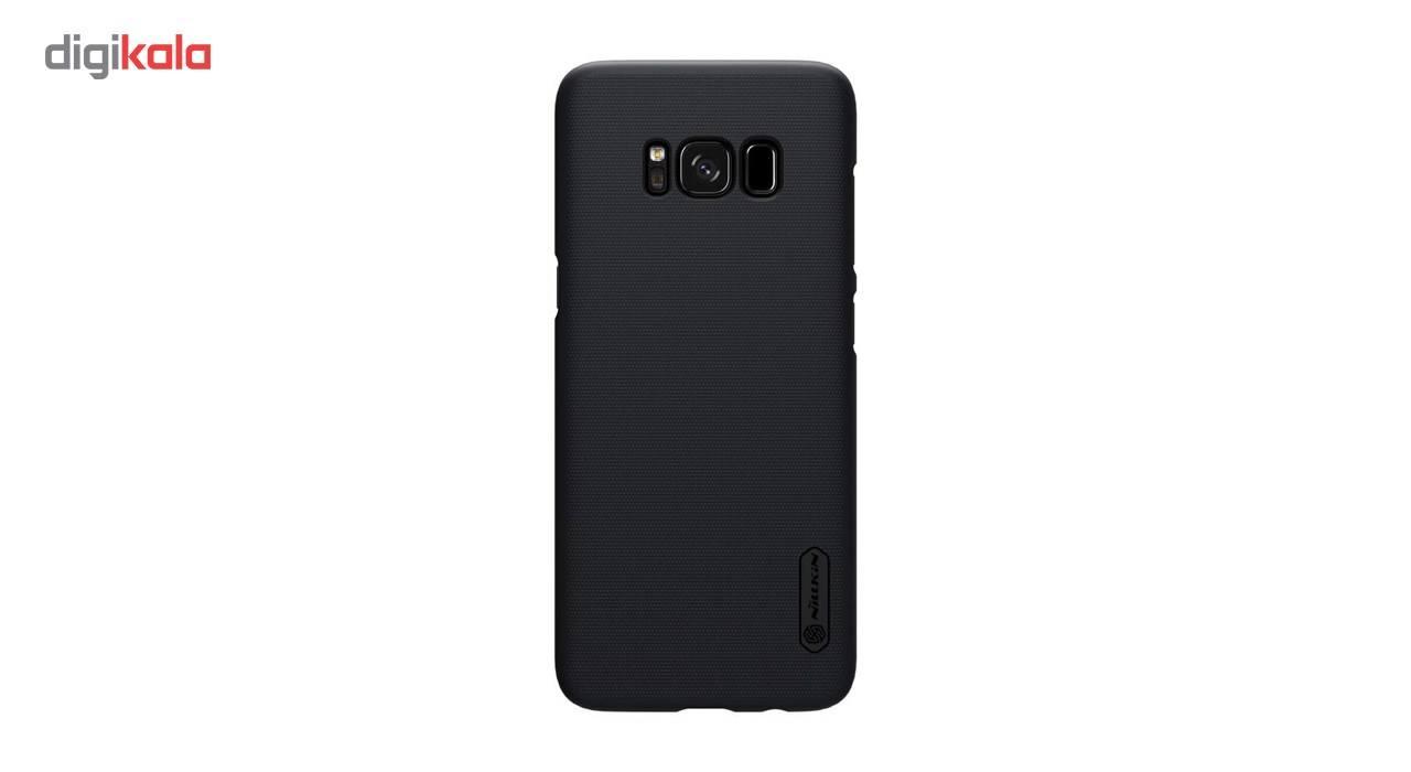 کاور نیلکین مدل Super Frosted Shield مناسب برای گوشی موبایل سامسونگ Galaxy S8 main 1 13