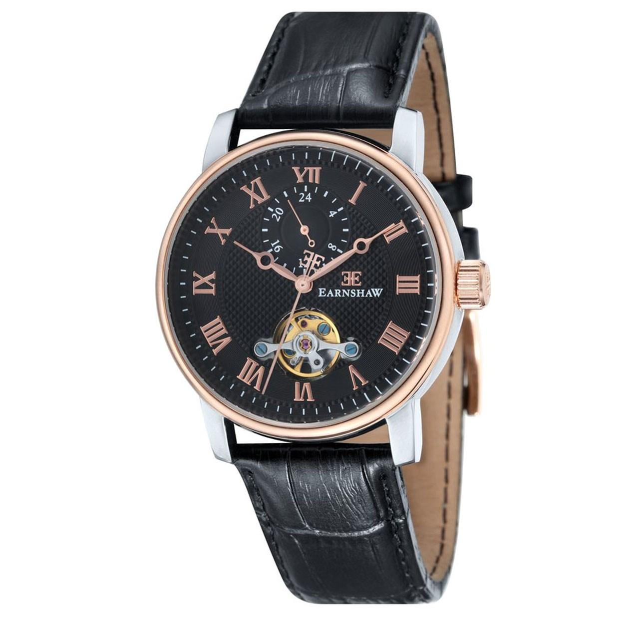 ساعت مچی عقربه ای مردانه ارنشا مدل ES-8042-04 5