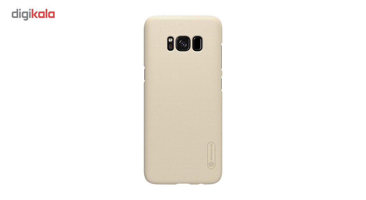 کاور نیلکین مدل Super Frosted Shield مناسب برای گوشی موبایل سامسونگ Galaxy S8 main 1 16