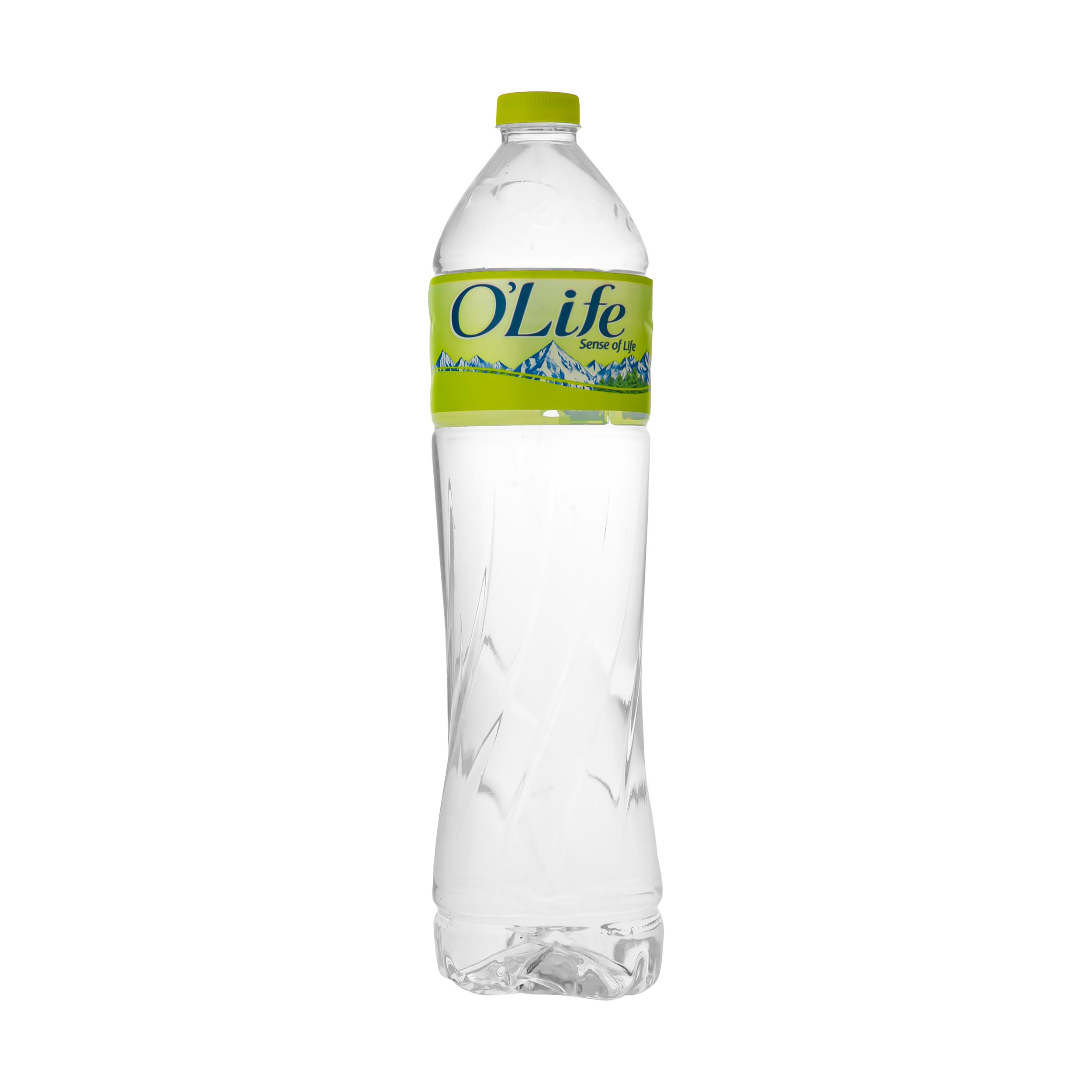 آب معدنی اُ لایف - 1.5 لیتر