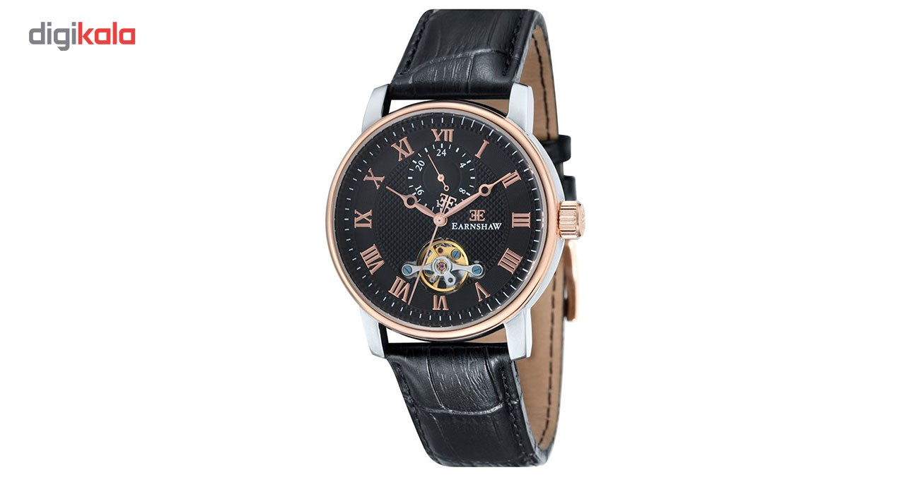 ساعت مچی عقربه ای مردانه ارنشا مدل ES-8042-04