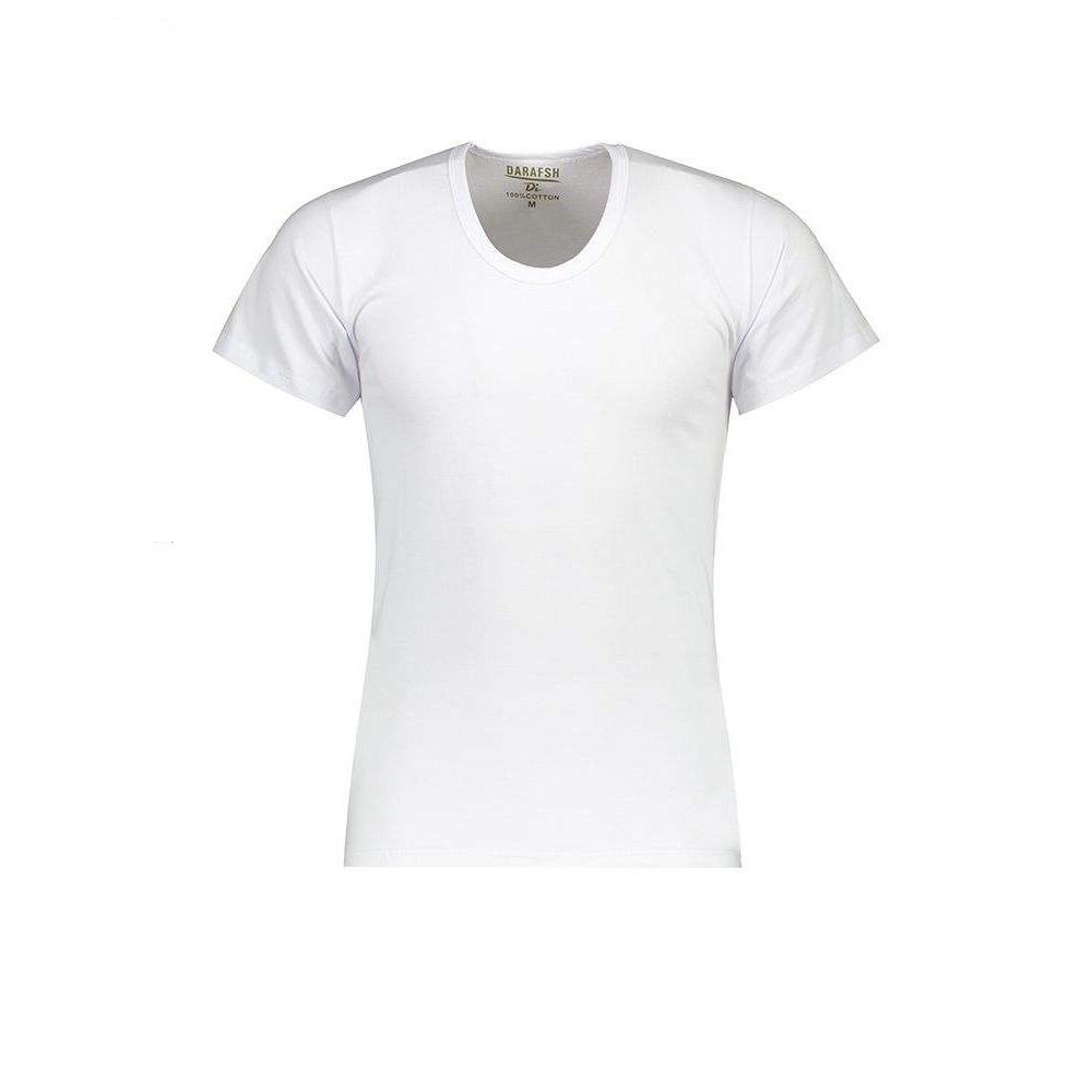 زیرپوش آستین دار مردانه درفش مدل sh101