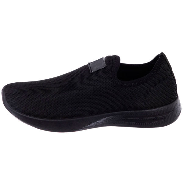 کفش راحتی مردانه مدل لوتوس رنگ مشکی