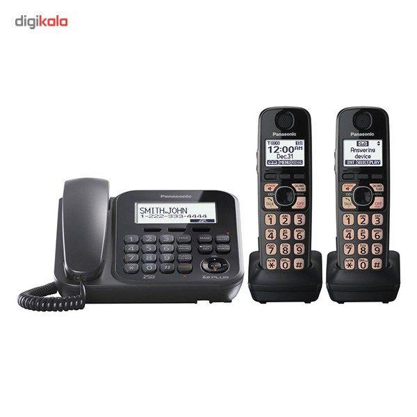 تلفن بیسیم پاناسونیک مدل KX-TG4772 main 1 1