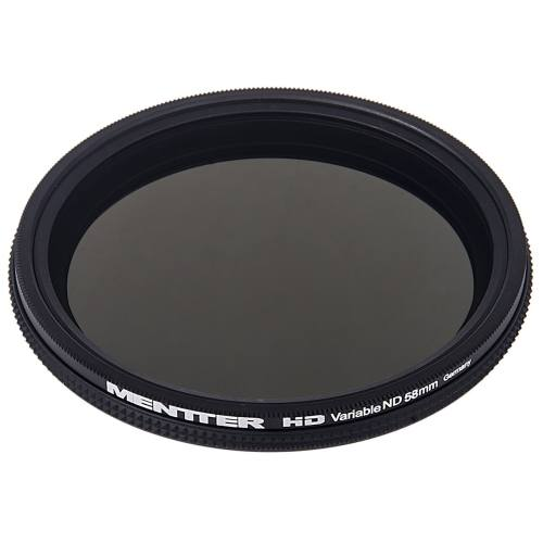 فیلتر لنز منتر مدل ND4-ND1000 Variable HD ND 58mm