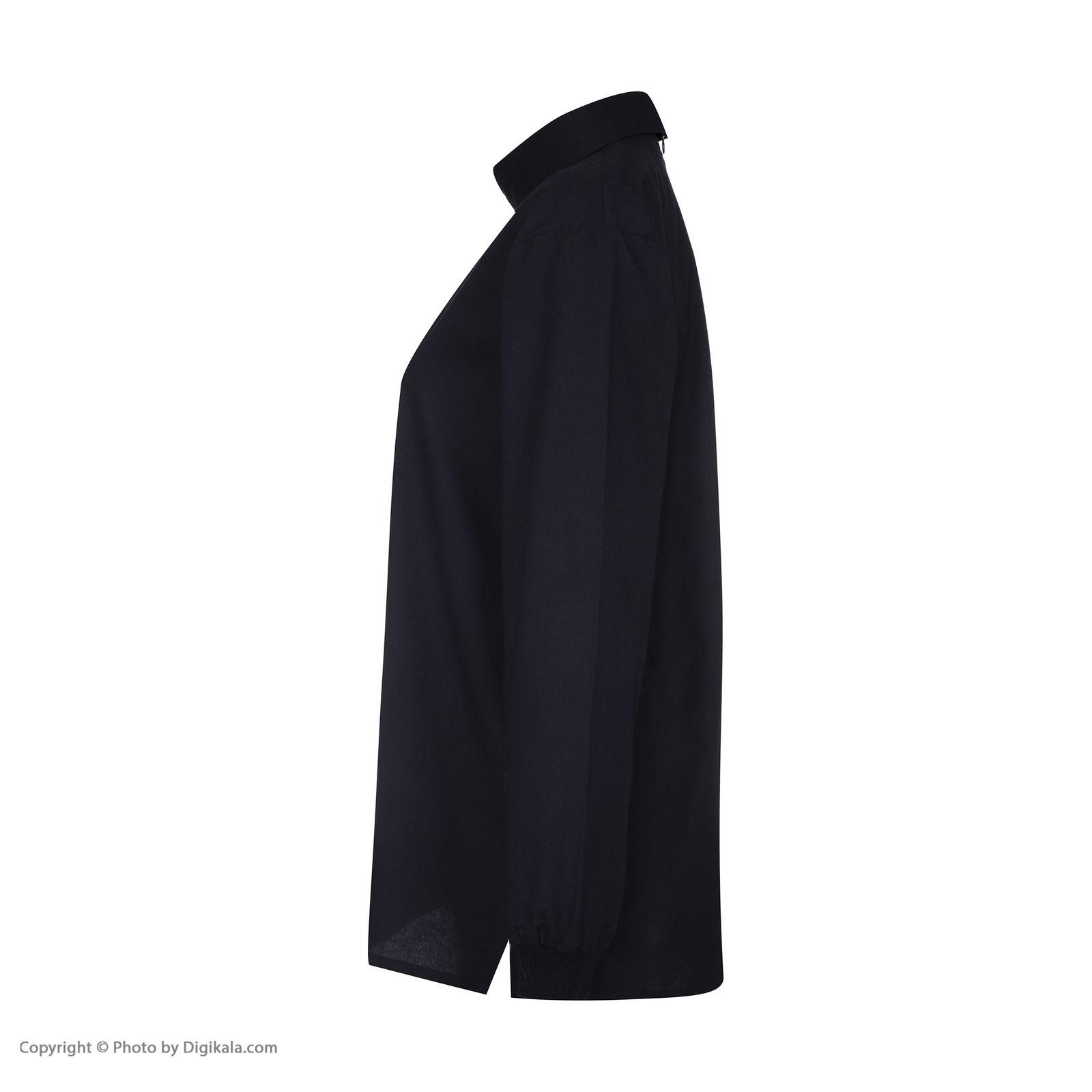 پیراهن آستین بلند مردانه هیتو استایل مدل D127F270 -  - 2