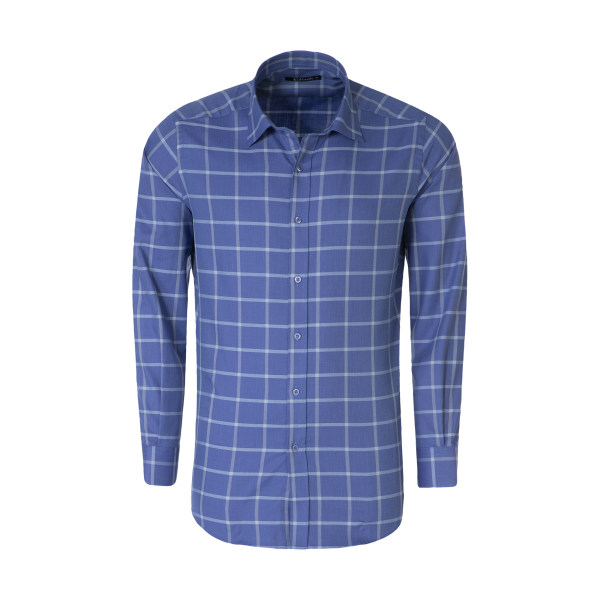 پیراهن آستین بلند مردانه کیکی رایکی مدل MBB2400-403
