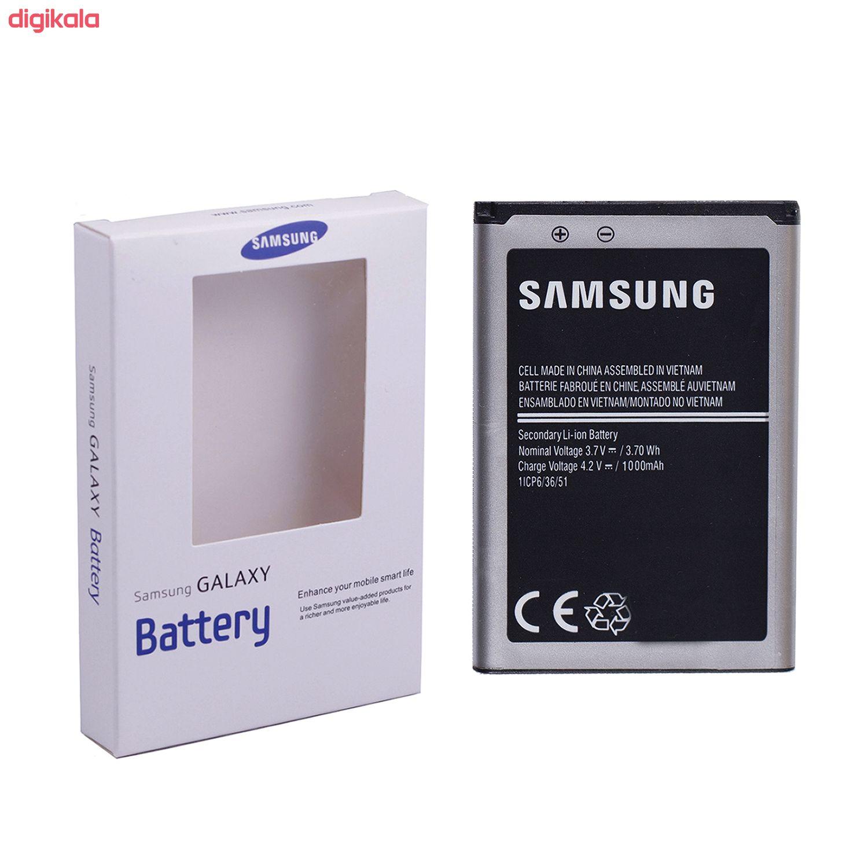 باتری موبایل مدل EB-BJ700CBE ظرفیت ۳۰۰۰ میلی آمپرساعت مناسب برای گوشی موبایل سامسونگ 2015 Galaxy J7 main 1 2