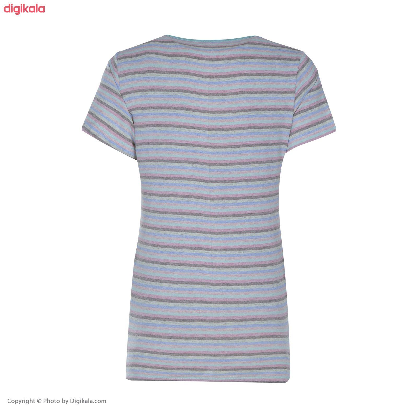 ست تی شرت و شلوار زنانه مدل M1 main 1 4