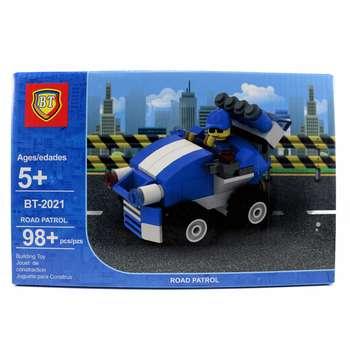 ساختنی مدل پلیس کد BT2021
