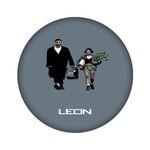 استیکر مدل لئون کد 2405