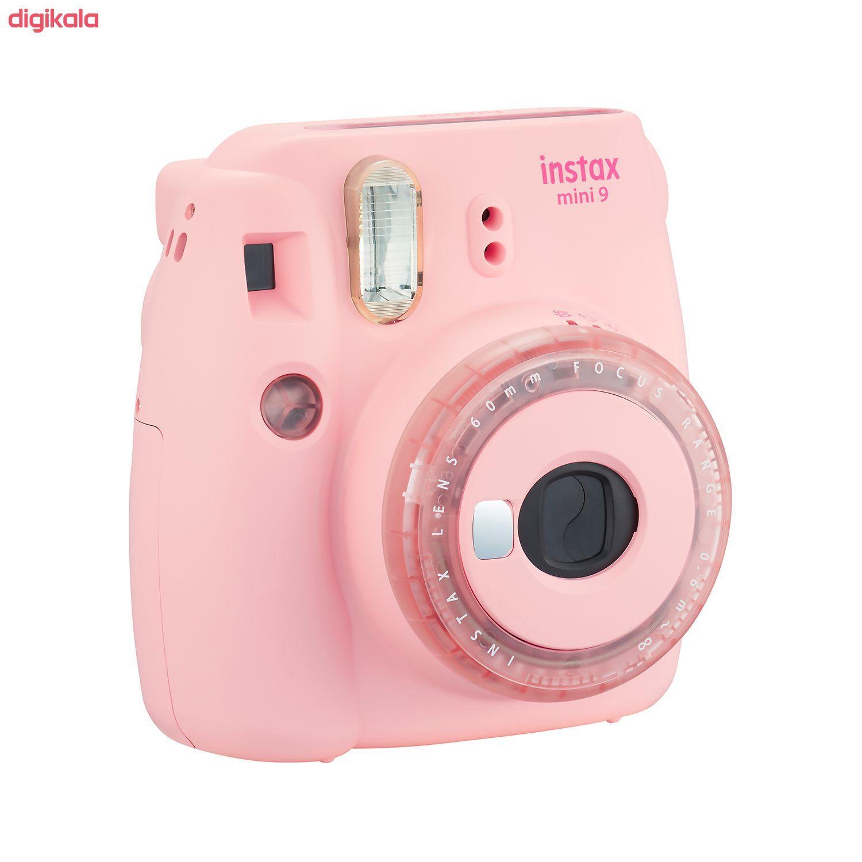 دوربین عکاسی چاپ سریع فوجی فیلم مدل Instax Mini 9 Clear main 1 7