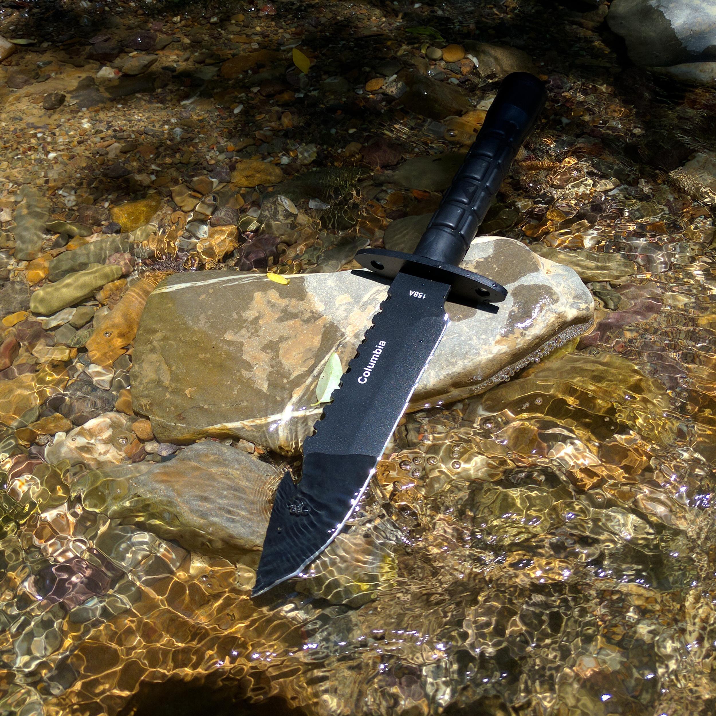 چاقو سفری کلمبیا مدل 158A