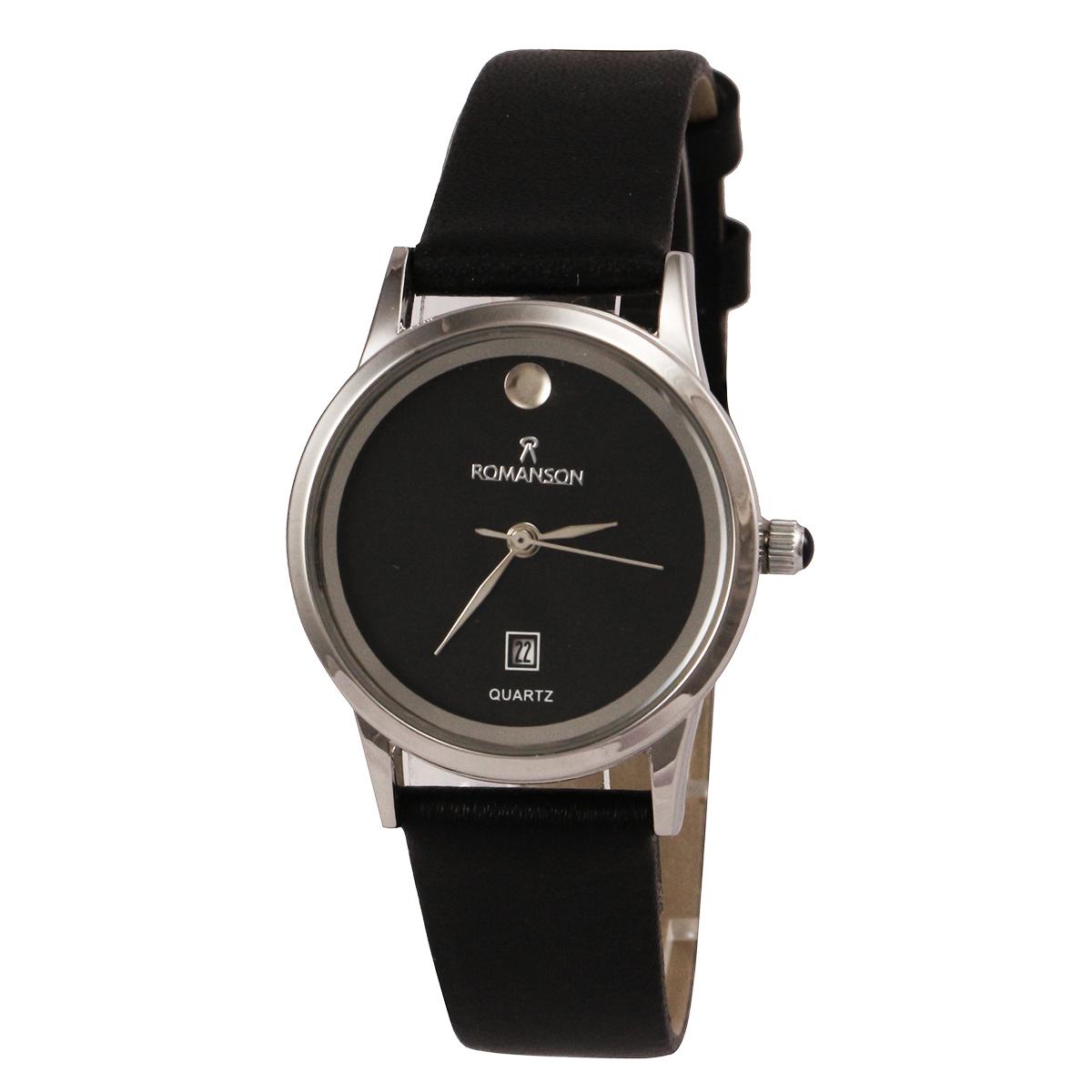 ساعت مچی عقربه ای زنانه رومانسون مدل 6072l