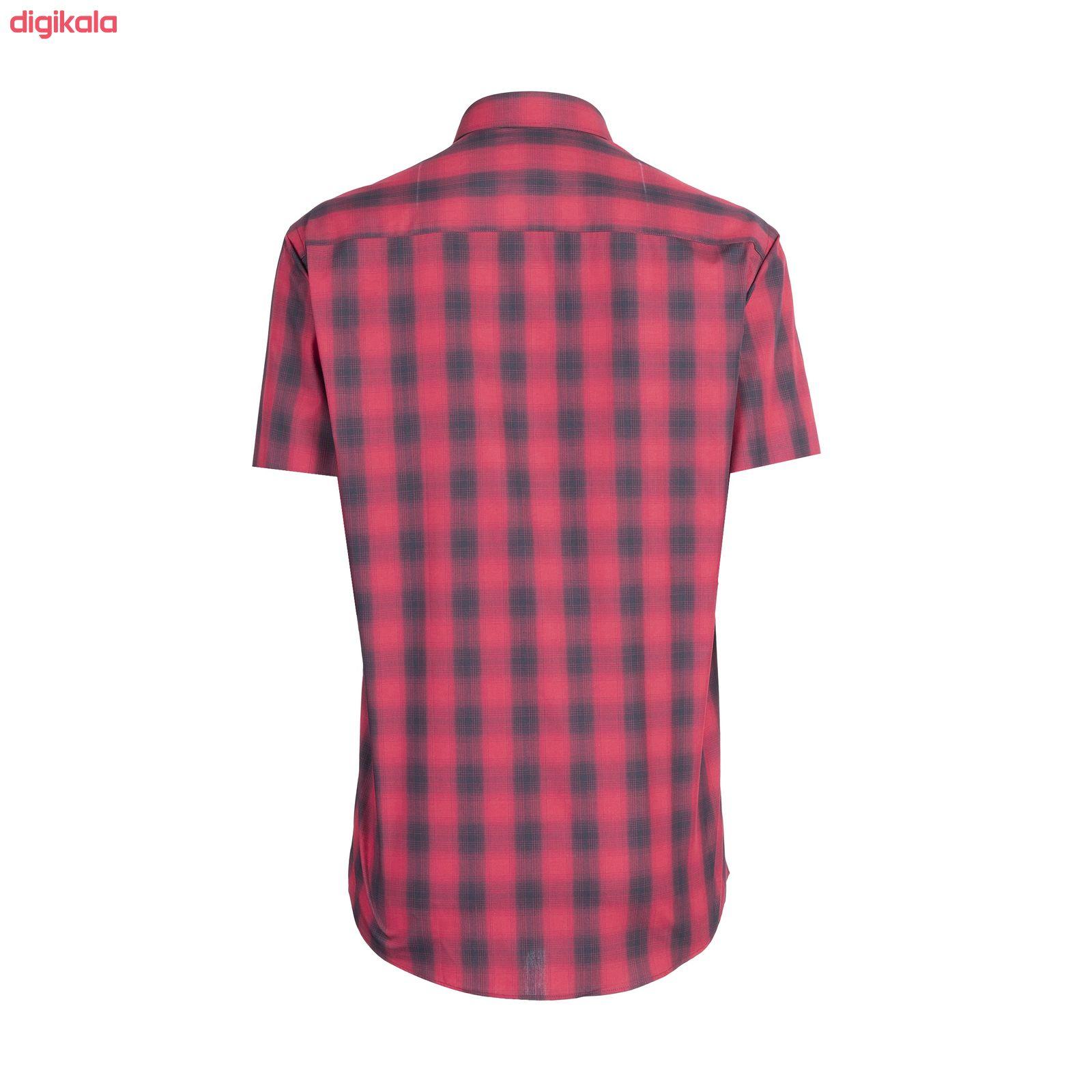 پیراهن آستین کوتاه مردانه مدل  -00- main 1 2